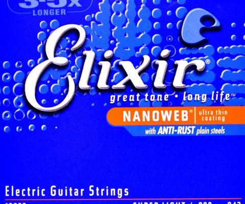 エリクサー弦エレキギター用